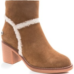 Ozwear Ugg Womens Piper Heel Boots - Chestnut - EU38 / AU8L found on Bargain Bro from Katies for USD $77.49
