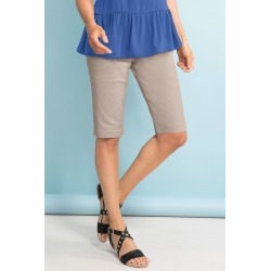 Capture Twill Pull On Short - Stone - 8 found on Bargain Bro India from Rockmans for $16.17