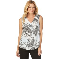 W.lane Mono Drape Sleeveless Blouse - Multi - 8 found on Bargain Bro Philippines from W Lane for $15.72