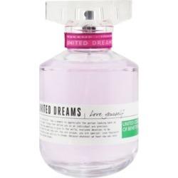 Benetton United Dreams Love Yourself Eau De Toilette Spray - Multi - 50ml found on Bargain Bro from crossroads for USD $22.28
