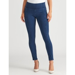 Crossroads Tummy Trimmer Jegging - Mid Wash - 8 found on Bargain Bro India from Rockmans for $19.33
