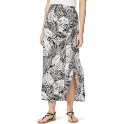 Rockmans Mono Print Palm Skirt - Multi - 10 found on Bargain Bro India from Noni B Limited for $14.08