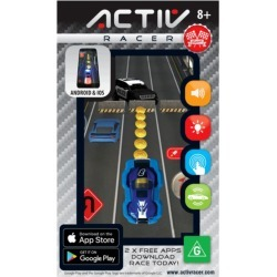 Lexifone Activ Racer - Mobile Phone Arcade Game - Multi