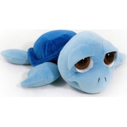 24cm Lying Turtle Plush - Blue found on Bargain Bro India from crossroads for $21.37