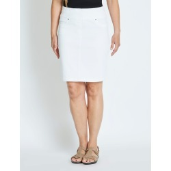 Rivers Comfort Skirt - White found on Bargain Bro India from crossroads for $21.57
