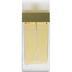 Dolce & Gabbana Light Blue Sun Eau De Toilette Spray - Multi - 100ml found on Bargain Bro Philippines from Rivers for $95.13