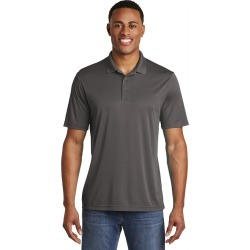Sport-tek Posicharge Competitor Polo - Iron Grey - XL found on Bargain Bro Philippines from Noni B Limited for $22.00