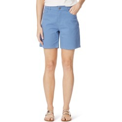 Rockmans Mid Thigh Solid Denim Short - Dusk found on Bargain Bro India from crossroads for $13.68