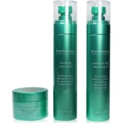 Bioelements 3-step Starter Set: Sensitive Skin Cleansing Oil + Soothing Reset Mist + Barrier Fix Daily Hydrator - Multi - One found on Bargain Bro from crossroads for USD $77.53