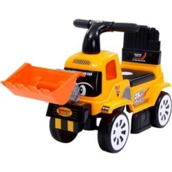 Keezi Kids Ride On Car Toys Truck Bulldozer Digger Toddler Toy Foot To Floor - Yellow - One found on Bargain Bro India from Rockmans for $45.82