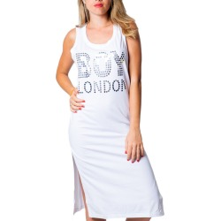 Boy London Women's Dress In White - XS found on MODAPINS from W Lane for USD $107.57