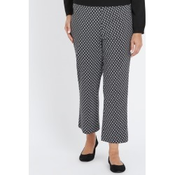 Millers Ankle Bengaline Pant - Mono Geo - 12 found on Bargain Bro from Rivers for USD $5.87