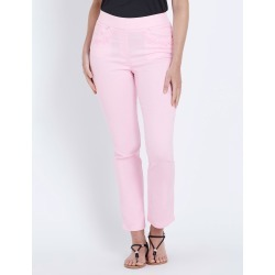 W.lane Embroidered Pull On Full Length Jean - Blush - 16 found on Bargain Bro from Noni B Limited for USD $22.54