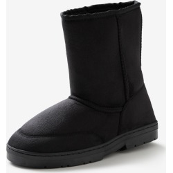 Rivers Men's Mid Calf Shagga - Black - 6 found on Bargain Bro from Noni B Limited for USD $16.43