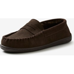 Rivers Men's Suede Mocassin - Dark Brown - 12 found on Bargain Bro Philippines from Noni B Limited for $14.75