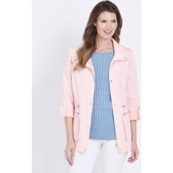 W.lane Textured Anorak - Pink found on Bargain Bro India from crossroads for $17.93