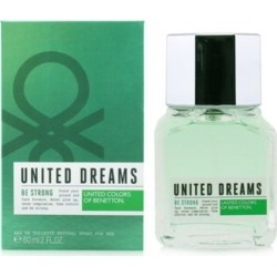 Benetton United Dreams Be Strong Edt - Multi - 60ml found on Bargain Bro from crossroads for USD $12.90