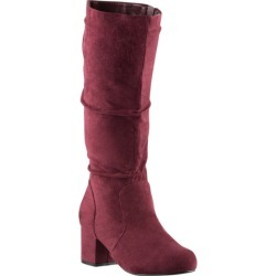 Capture Melissa Leg Boot - Plum - 7 found on Bargain Bro Philippines from Rockmans for $39.83