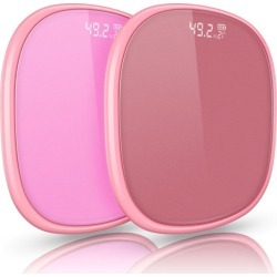 Soga 180kg Digital Fitness Bathroom Scales 2pack - Pink/rosegold - ONE found on Bargain Bro from Noni B Limited for USD $37.51