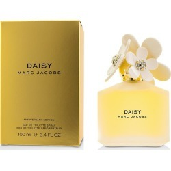 Marc Jacobs Daisy Eau De Toilette Spray (anniversary Edition) - Multi - 100ml found on Bargain Bro Philippines from Rivers for $95.85