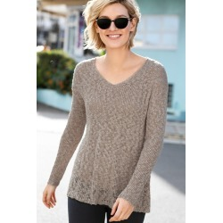 Capture Textured Knit - Oatmeal - XXL found on Bargain Bro India from BE ME for $14.48