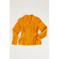 Capture Shirt Jacket - Gold - 14 found on Bargain Bro India from Rockmans for $30.09
