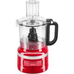 Kitchen Aid Food Processor 7 Cup - Empire Red