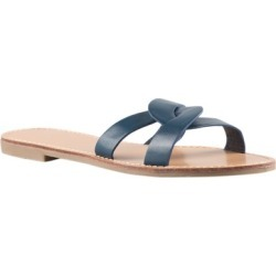 Tarrant Sandal Flat - Blue - 10 found on Bargain Bro from Noni B Limited for USD $3.52