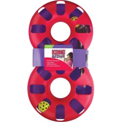Kong Cat Active Eight Track Toy - Multi