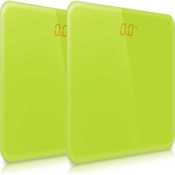 Soga 180kg Digital Fitness Lcd Electronic Scales 2pack - Green - ONE found on Bargain Bro from Noni B Limited for USD $32.17