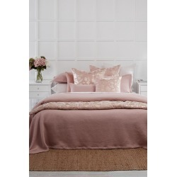 Devon Bedcover - Dusty Rose - XL found on Bargain Bro India from Rockmans for $64.45