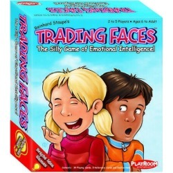 Trading Faces Card Game - Multi