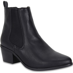 Ravella Lorna Boots - Black - EU 36 found on Bargain Bro from Katies for USD $35.20