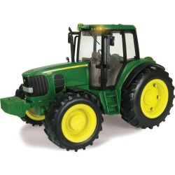 John Deere Big Farm Tractor Lights And Sounds Toy Kids/children - Multi - One