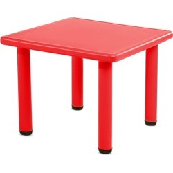 Keezi Kids Table Study Desk Children Furniture Plastic Red - One found on Bargain Bro India from Rockmans for $67.09