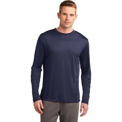 Sport-tek Long Sleeve Posicharge Competitor Tee - True Navy - XS found on Bargain Bro Philippines from Noni B Limited for $21.21