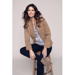 W.lane Frill Detail Melton Jacket - Camel found on Bargain Bro India from crossroads for $93.24