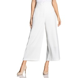 Grace Hill Wide Leg Pant - Ivory - 10 found on Bargain Bro from Rivers for USD $14.69