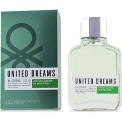 Benetton United Dreams Be Strong Eau De Toilette Spray - Multi - 200ml found on Bargain Bro Philippines from BE ME for $36.93