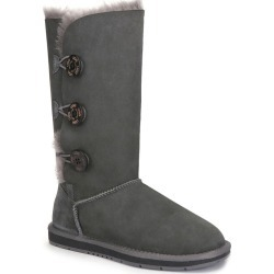 Ugg Boots Classic Tall In 3 Button - Grey - AU W7/ M5 found on Bargain Bro from Rockmans for USD $114.81