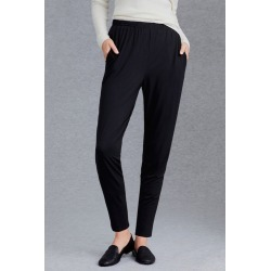 Grace Hill Slouchy Ankle Pant - Black - 12 found on Bargain Bro Philippines from crossroads for $30.65