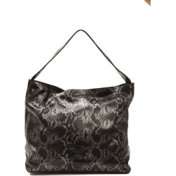 Pompei Donatella Grigio Grey Shoulder Bag - One found on Bargain Bro India from Katies for $293.52