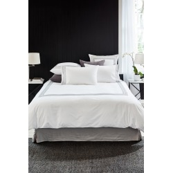 Florence Embroidered Duvet Cover Set - Slate - Double found on Bargain Bro India from Rockmans for $76.03