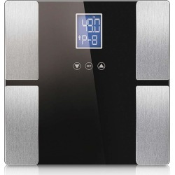 Soga Digital Body Fat Scale Lcd Electronic - Black - ONE found on Bargain Bro from Noni B Limited for USD $17.56