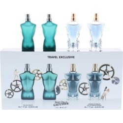 Le Male Collection 4 Piece By Jean Paul Gaulter For Men (7ml) - Mini Set - Multi found on Bargain Bro from Noni B Limited for USD $52.66