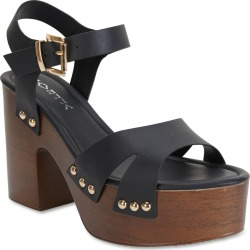 Ravella Post Heels - Black - AU 9 found on Bargain Bro Philippines from Katies for $41.91