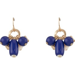 W.lane Vermillion Earring - Blue found on Bargain Bro India from crossroads for $7.17