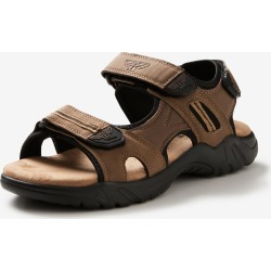 Riversoft Adventure Sandal - Brown/beige - 6 found on Bargain Bro from Noni B Limited for USD $8.81