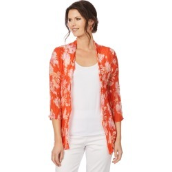 W.lane Crushed Print Cardigan - Multi - XS found on Bargain Bro from BE ME for USD $11.27