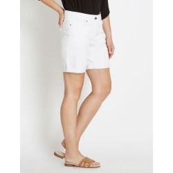 Rivers 5 Pocket Short - White found on Bargain Bro India from crossroads for $18.87